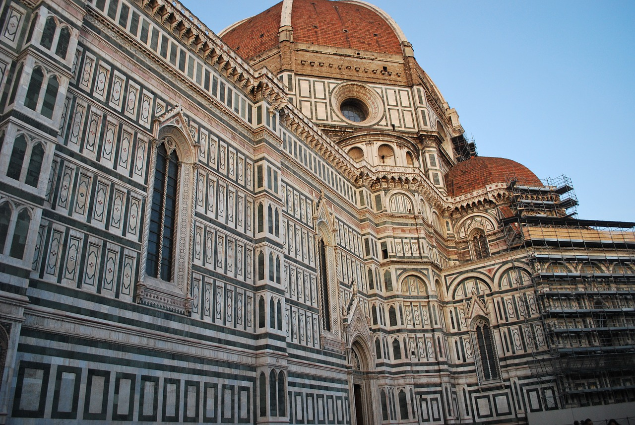florence architecture cathedral free photo