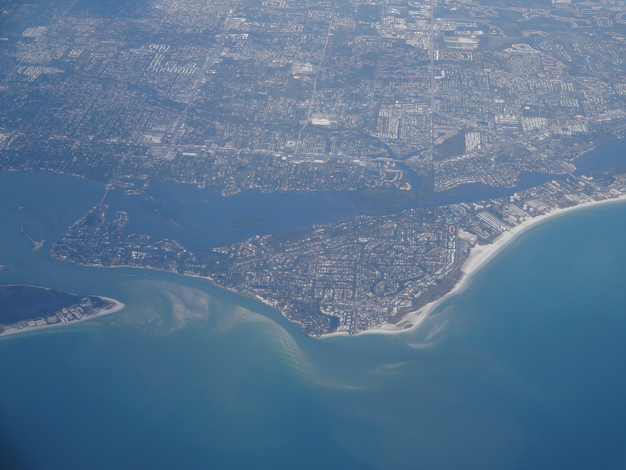 florida,gulf coast,aerial view,travel,coast,america,usa,free pictures, free photos, free images, royalty free, free illustrations, public domain