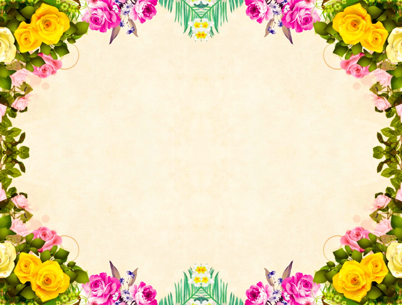 Flower Background Floral Vintage Roses Free Image From Needpix Com