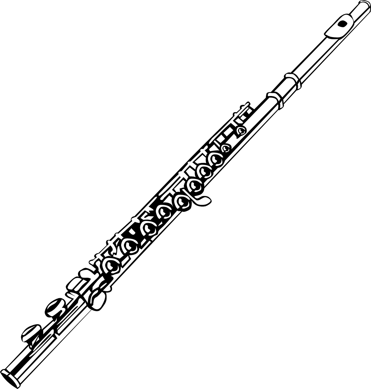 flute musical instrument free photo