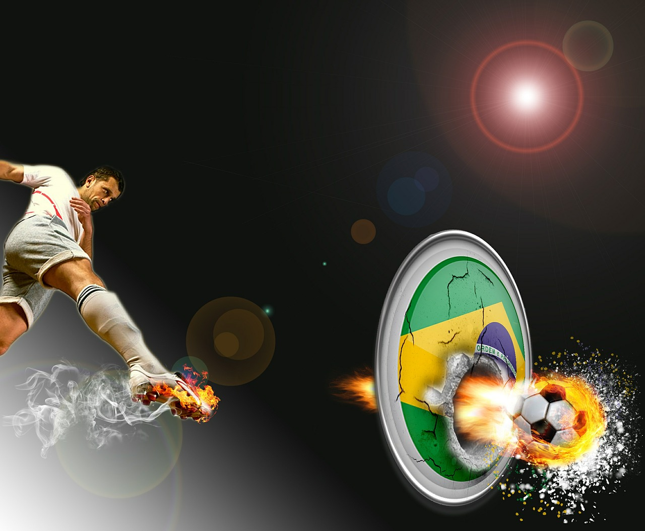 football brazil world cup 2014 free picture