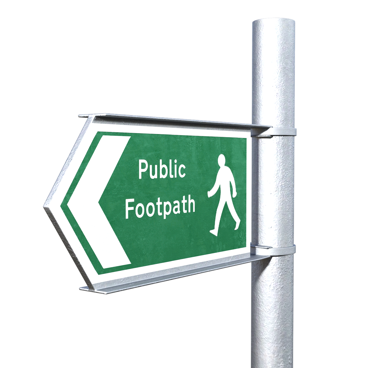 footpath sign direction free photo