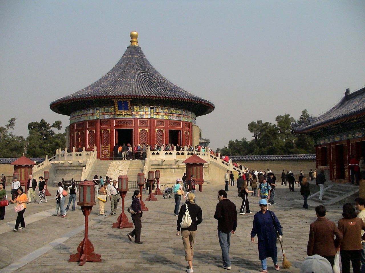 forbidden city china unesco free photo