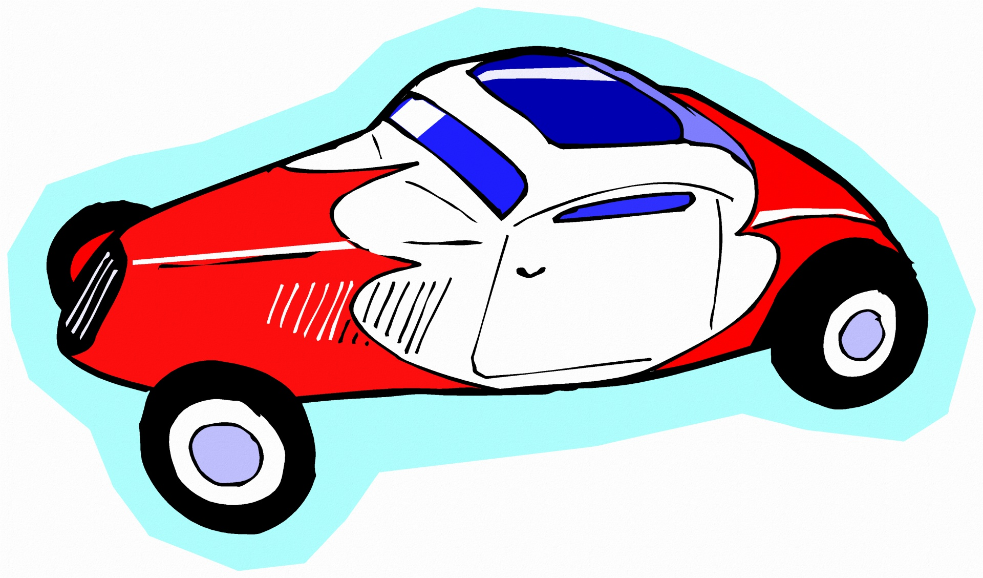 Sketch,illustration,racer,racing,car - free photo from