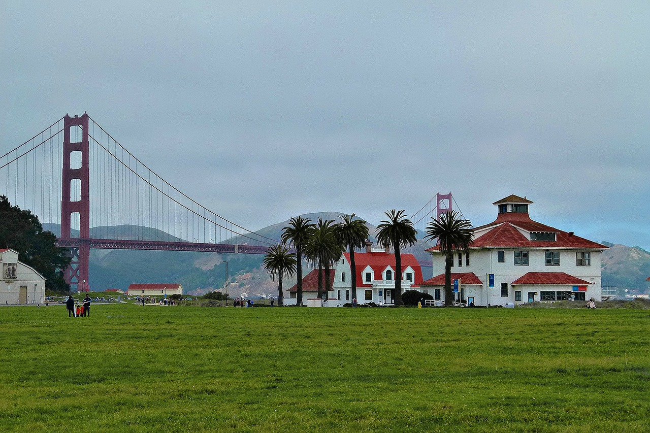 fort point san francisco california free photo