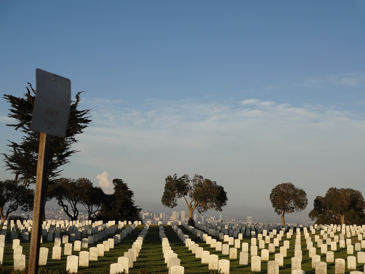 fort rosecrans memorial cemetery military free photo