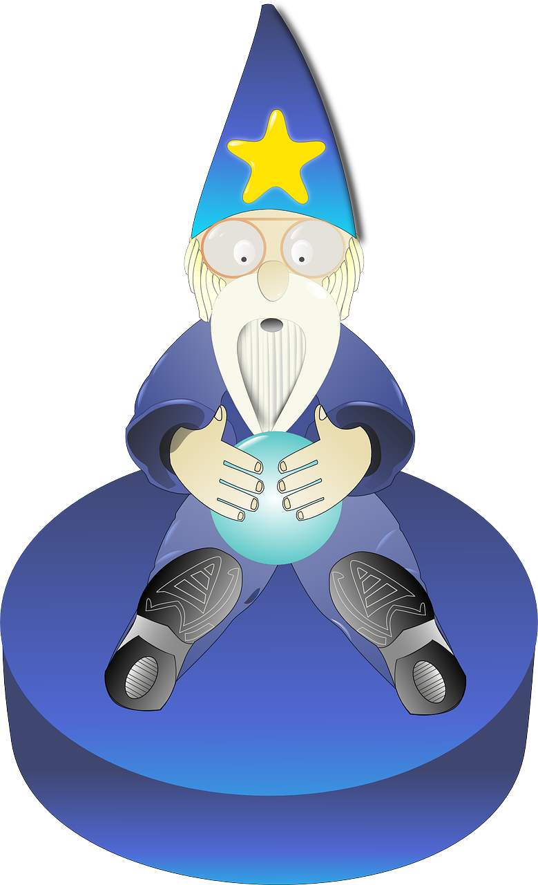 Fortune-telling,wizard,comic,funny,future - free image ...