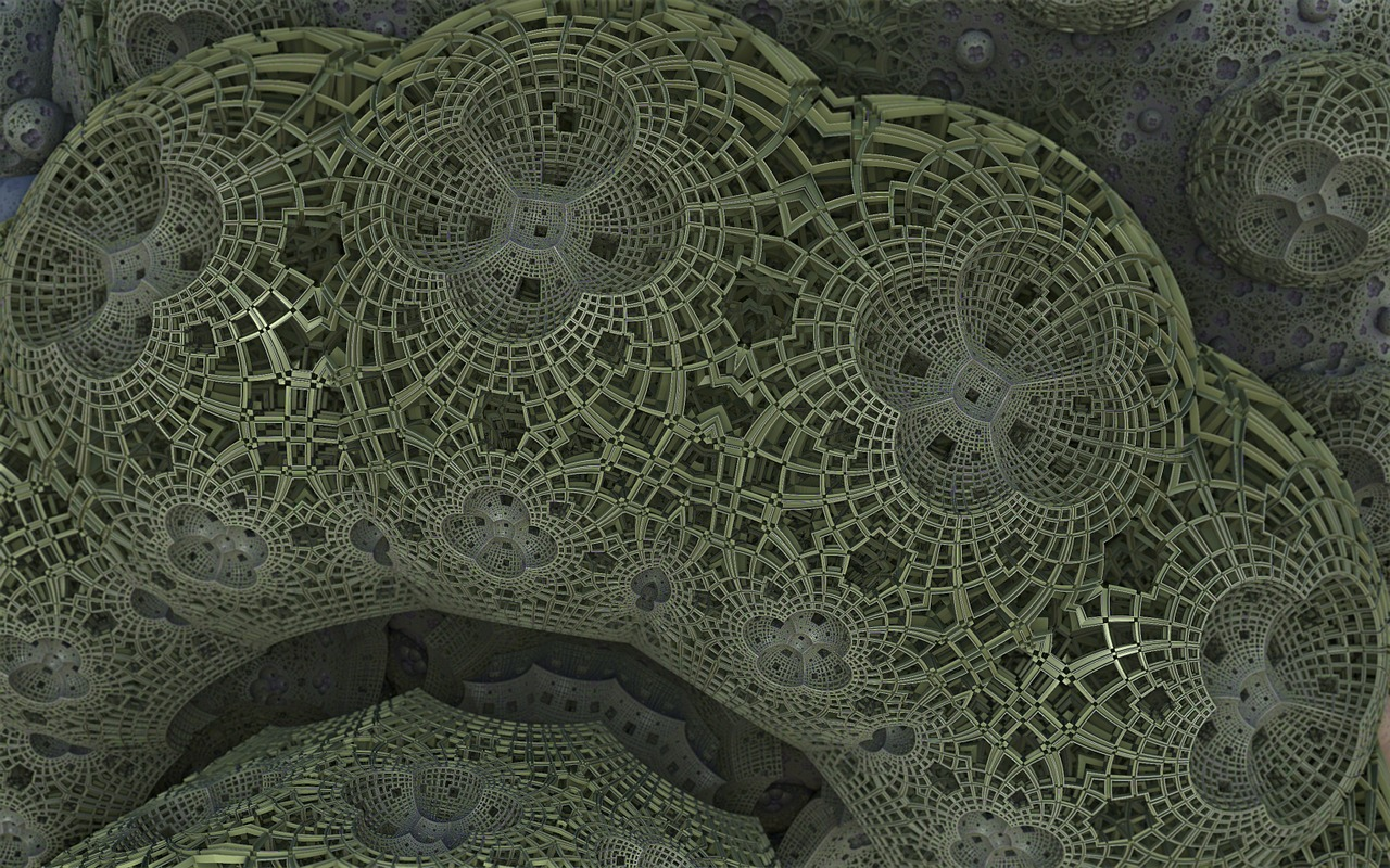 fractal render complexity free photo