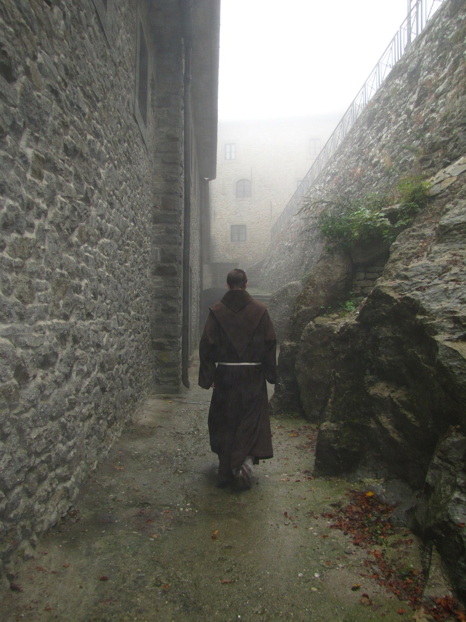 franciscan monk verna free photo