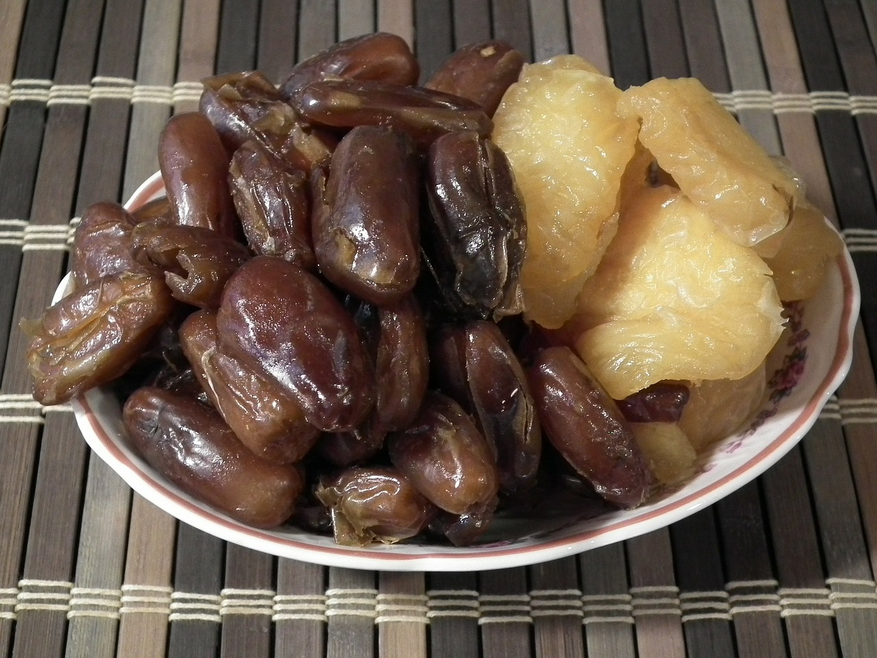 fruit dates dried fruits free photo