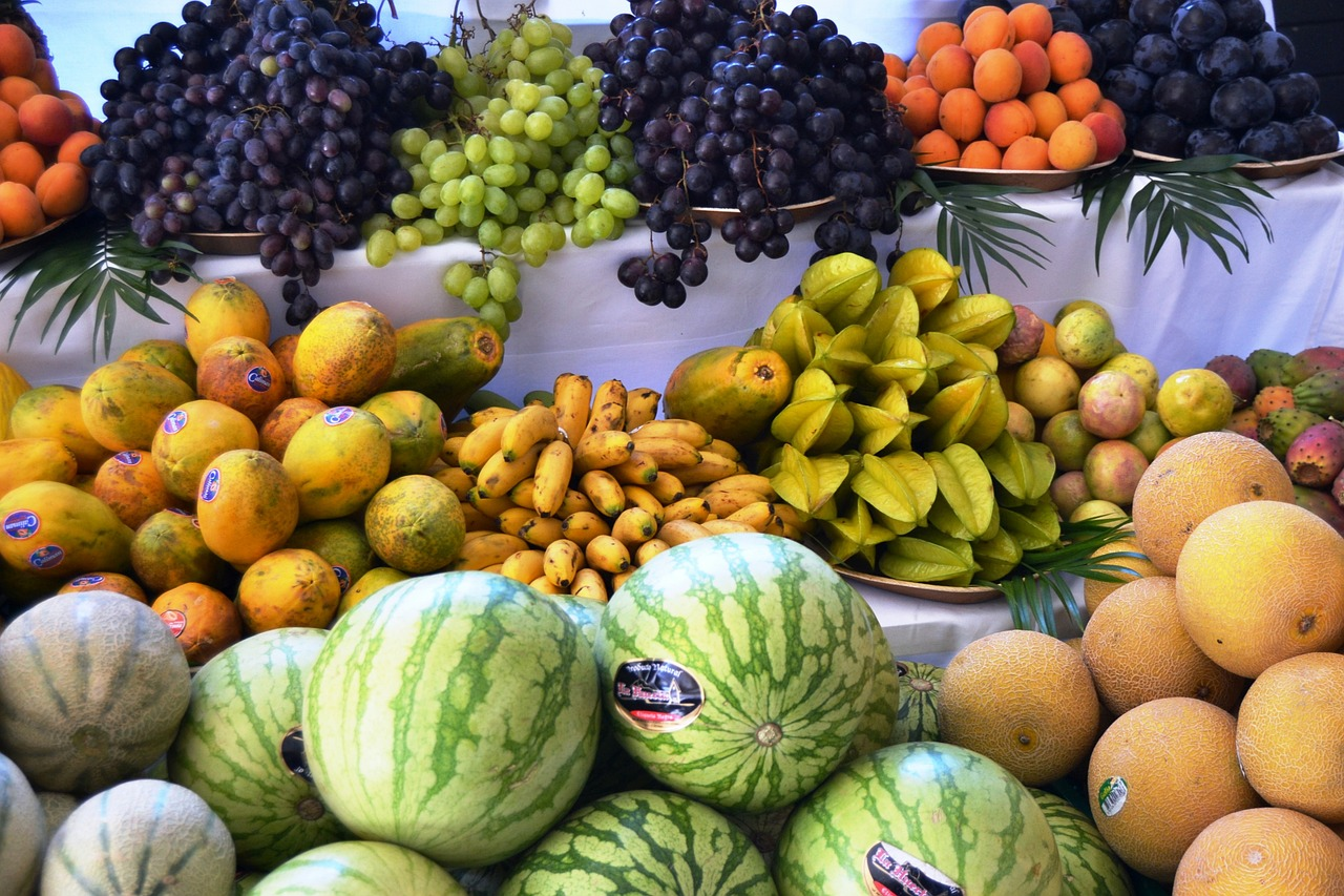 fruit market free pictures free photo