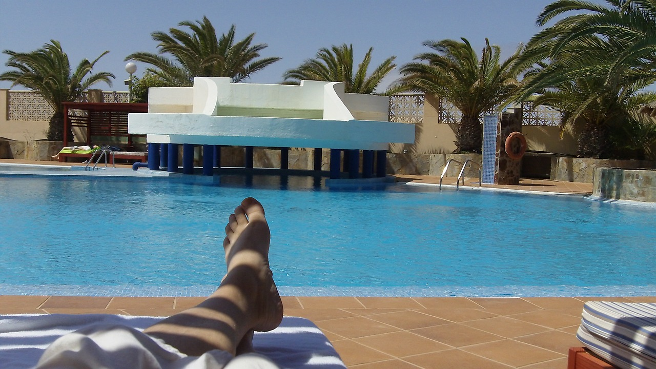 fuerteventura canary islands summer free photo