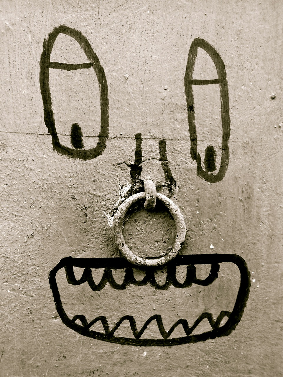 fun art graffiti free photo