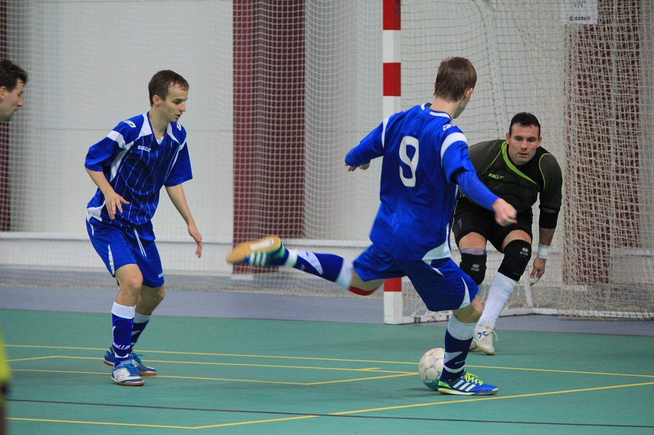 futsal big ball game