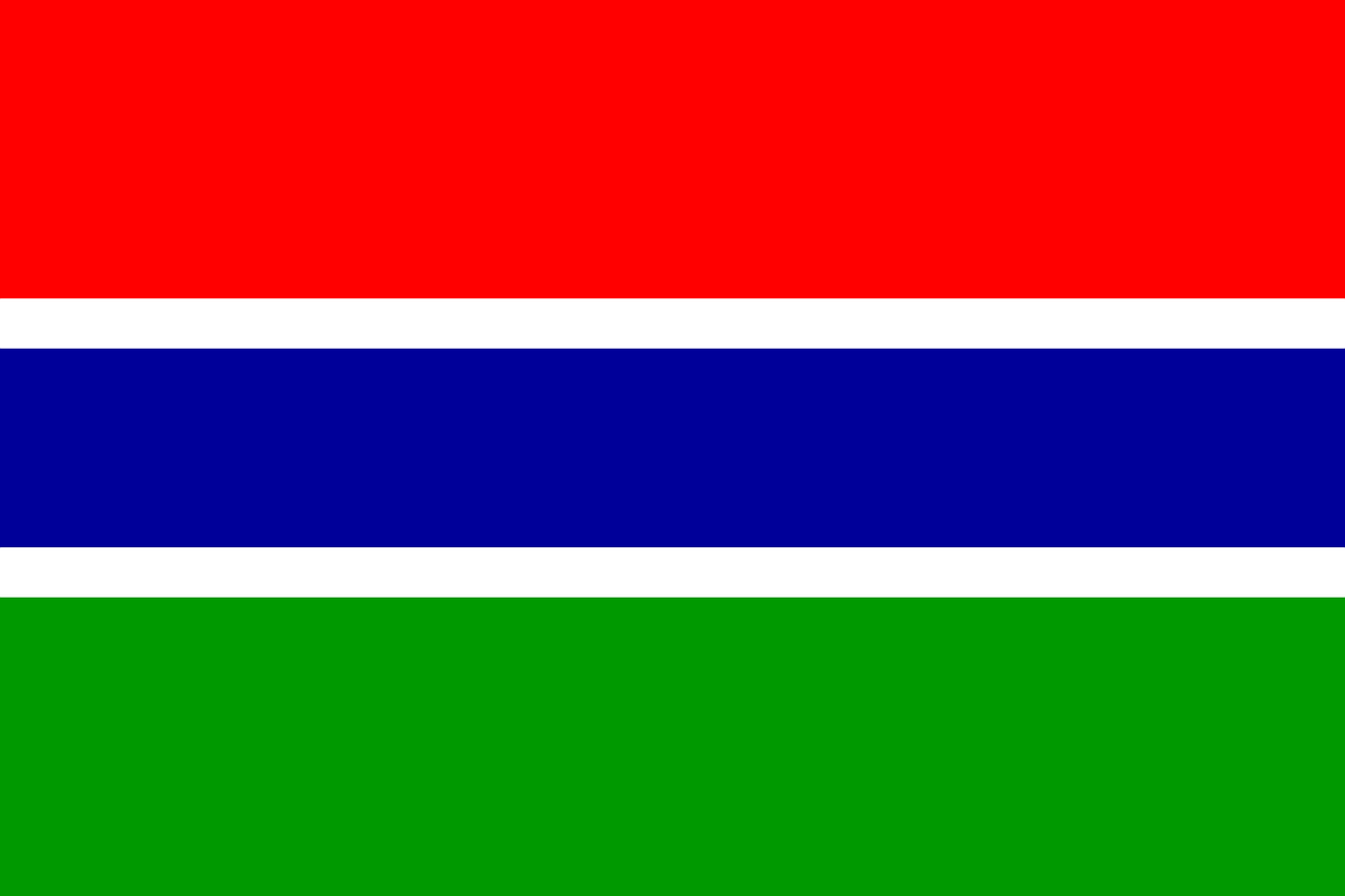 gambia flag national free photo