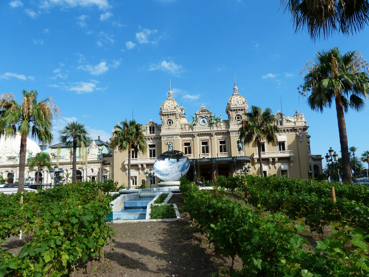 game bank casino monte carlo free photo