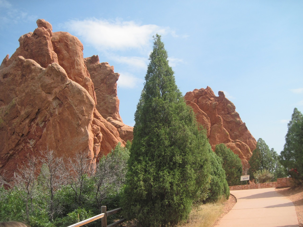 Image for Garden of the Gods, Colorado, USA
