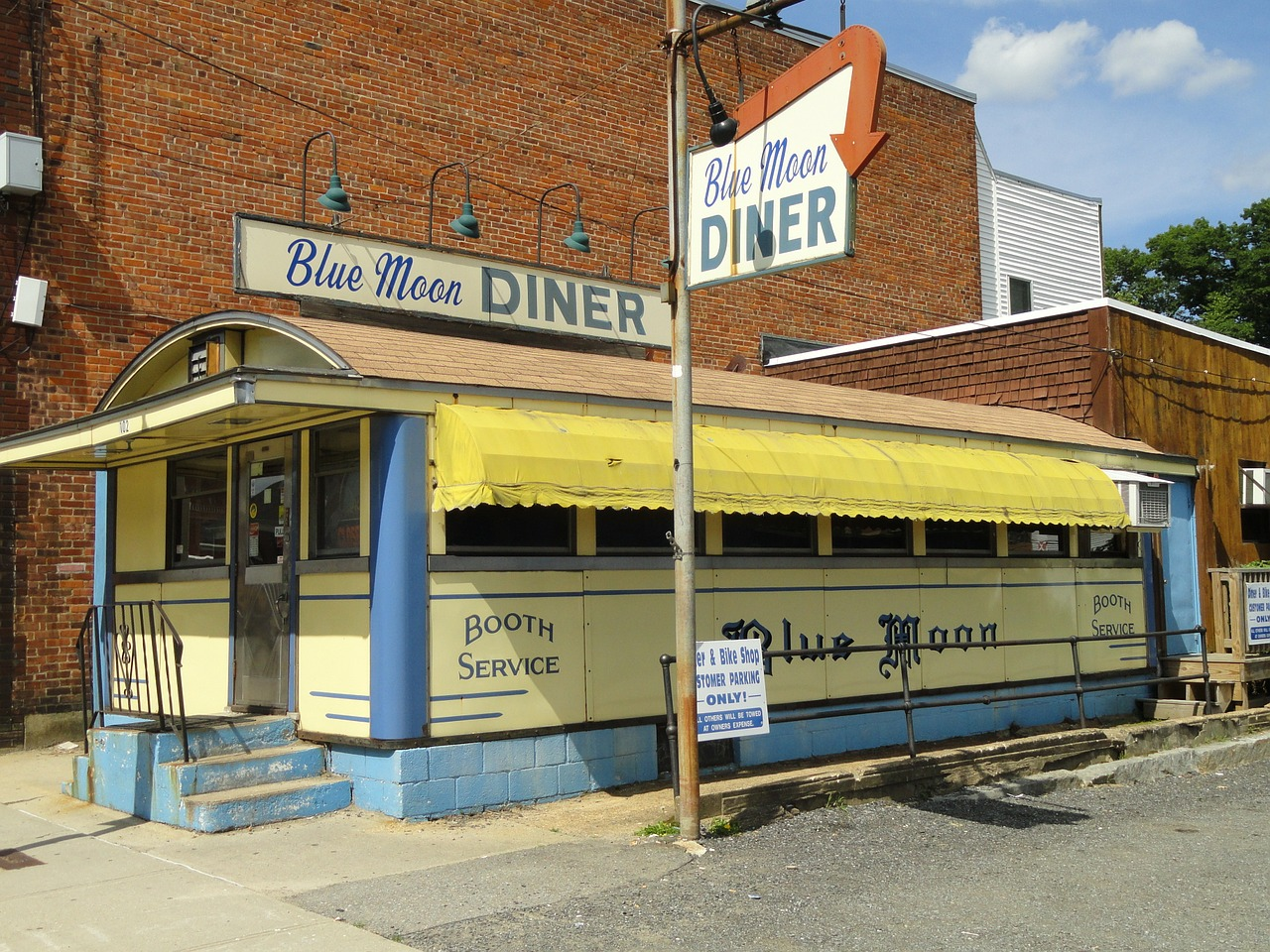 gardner massachusetts diner free photo