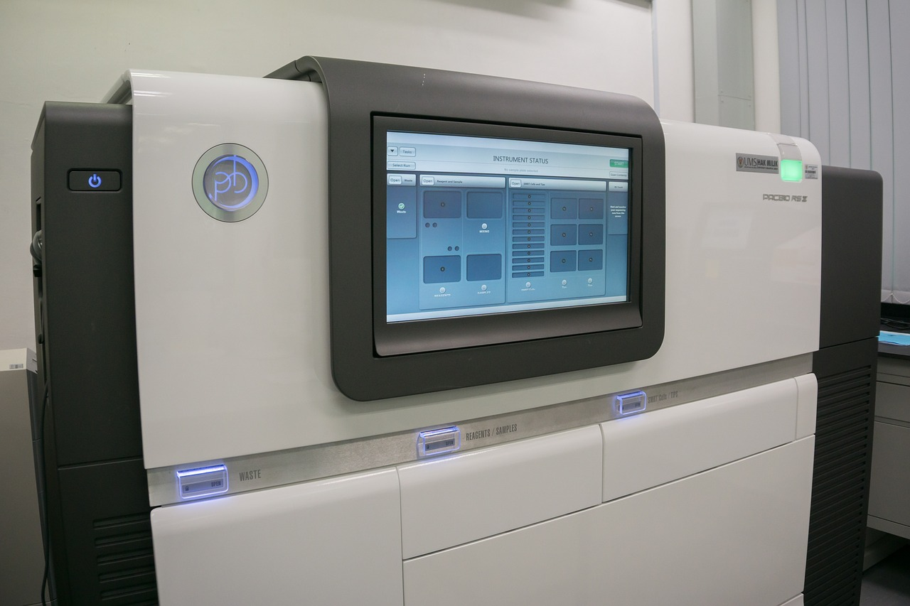 genome sequencing facility biotechnology research institute universiti malaysia sabah free photo