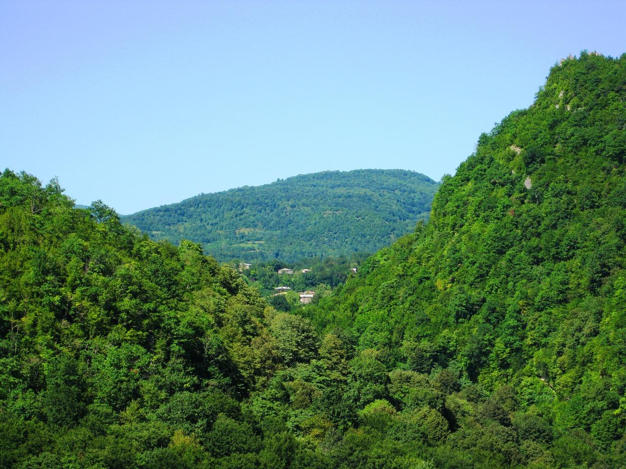 Imereti countryside