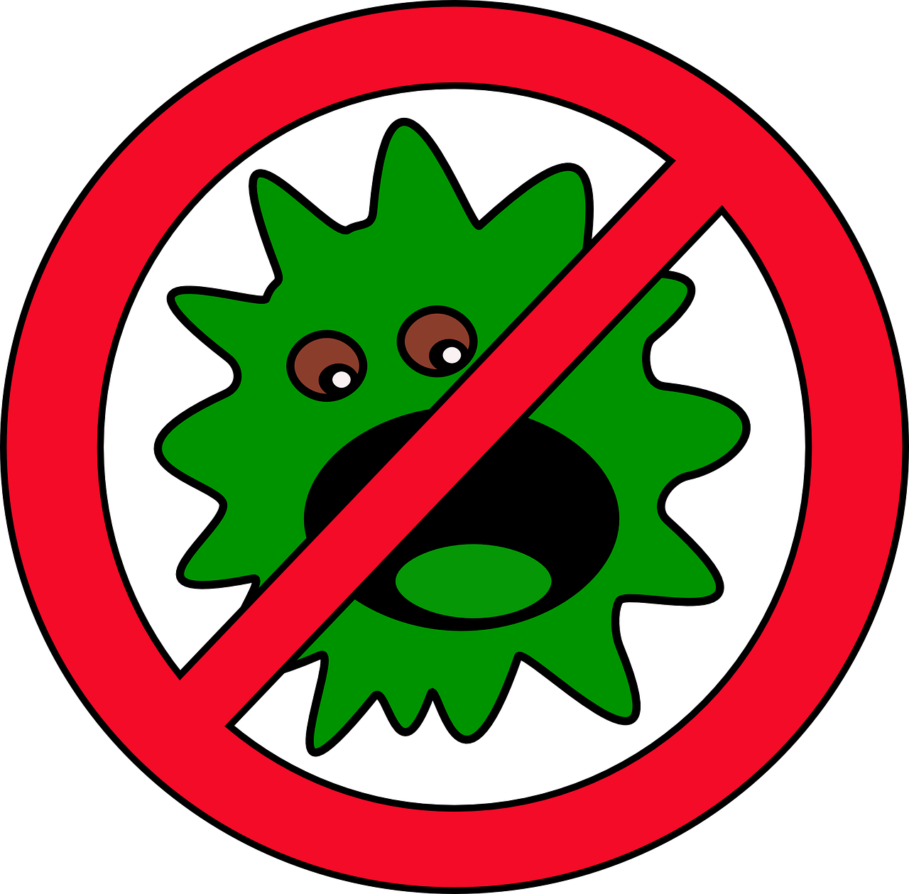 germ virus bug free photo