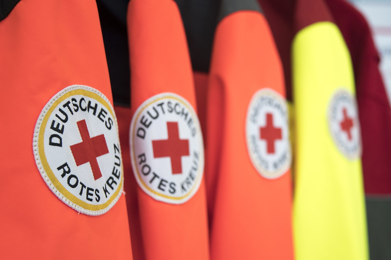 german red cross drc emergency medical services free photo