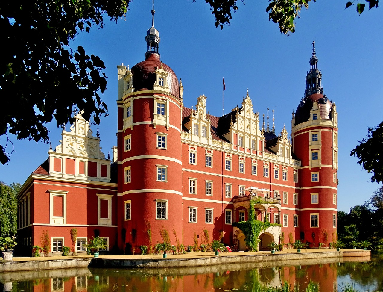 germany bad muskau world heritage free photo