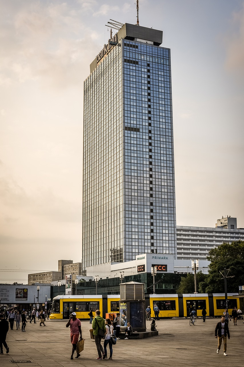 germany,architecture,city,travel,sky,landmark,europe,town,summer,alexanderplatz,modern architecture,classic modern,skyscraper,destinations,gdr architecture,free pictures, free photos, free images, royalty free, free illustrations, public domain