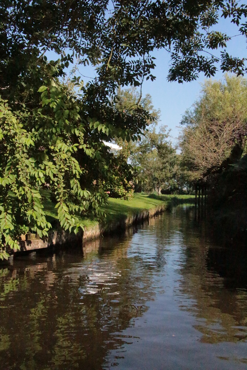 giethoorn landscape daytrip free photo