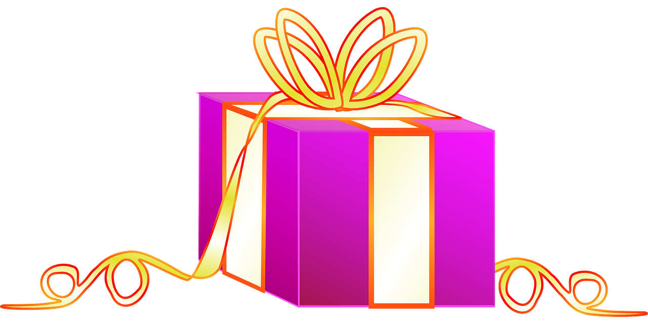 gift wrapped presents free photo