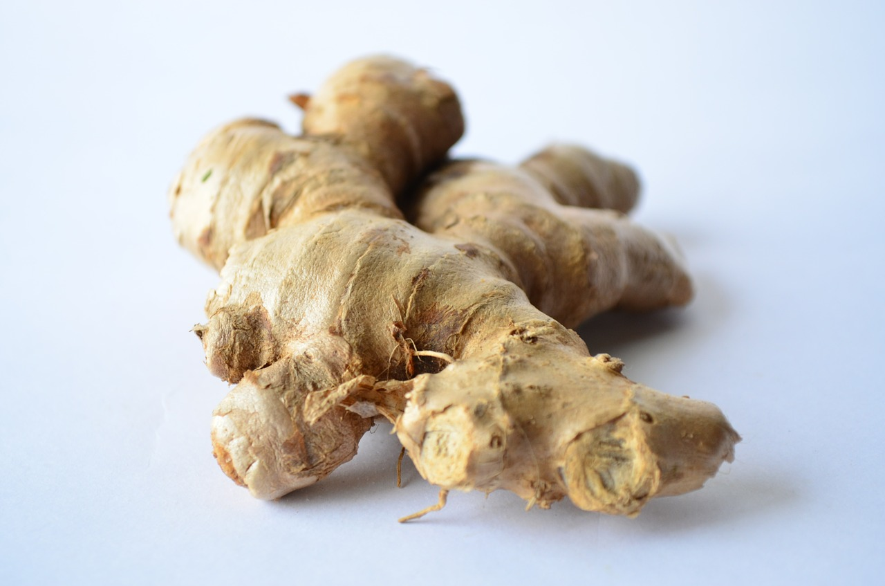 ginger spices food free picture