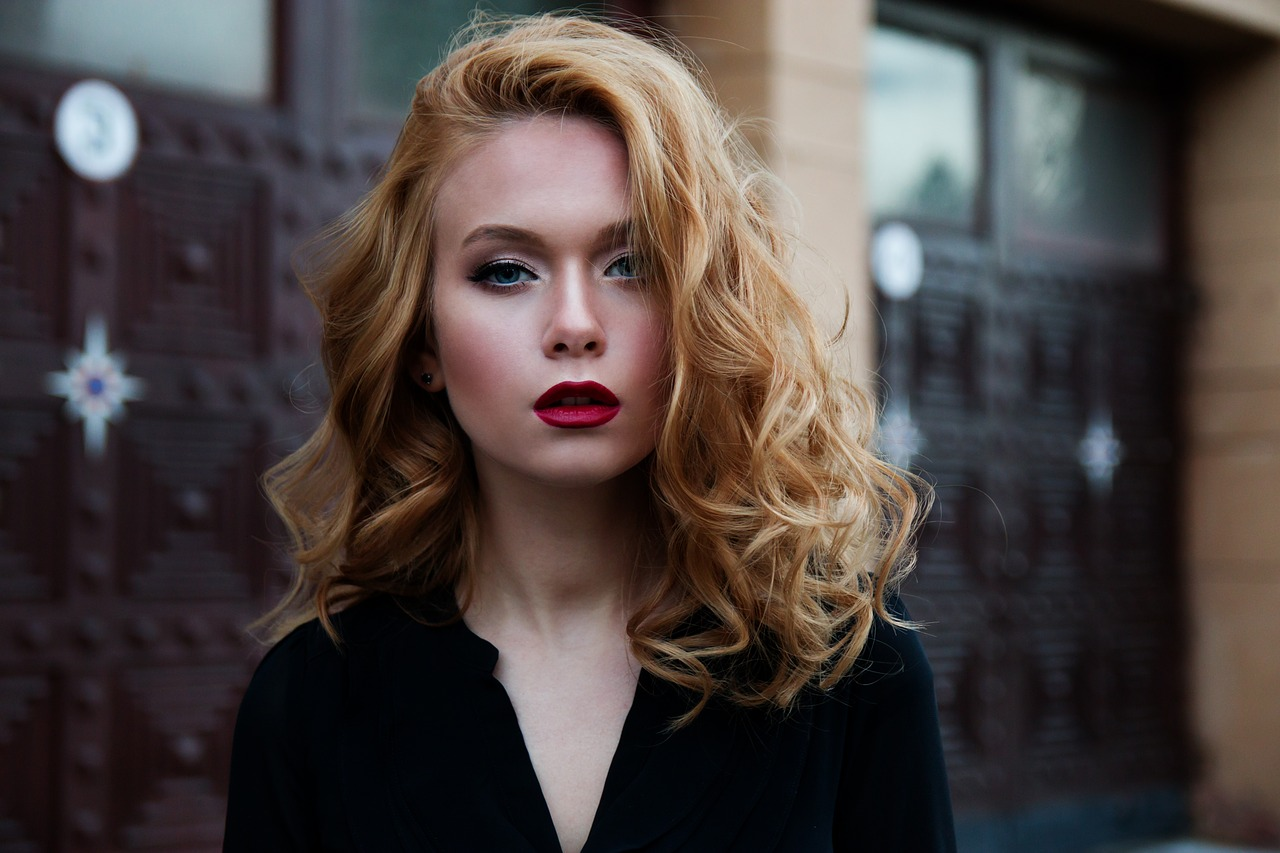 Apologise, but, red hair russian women