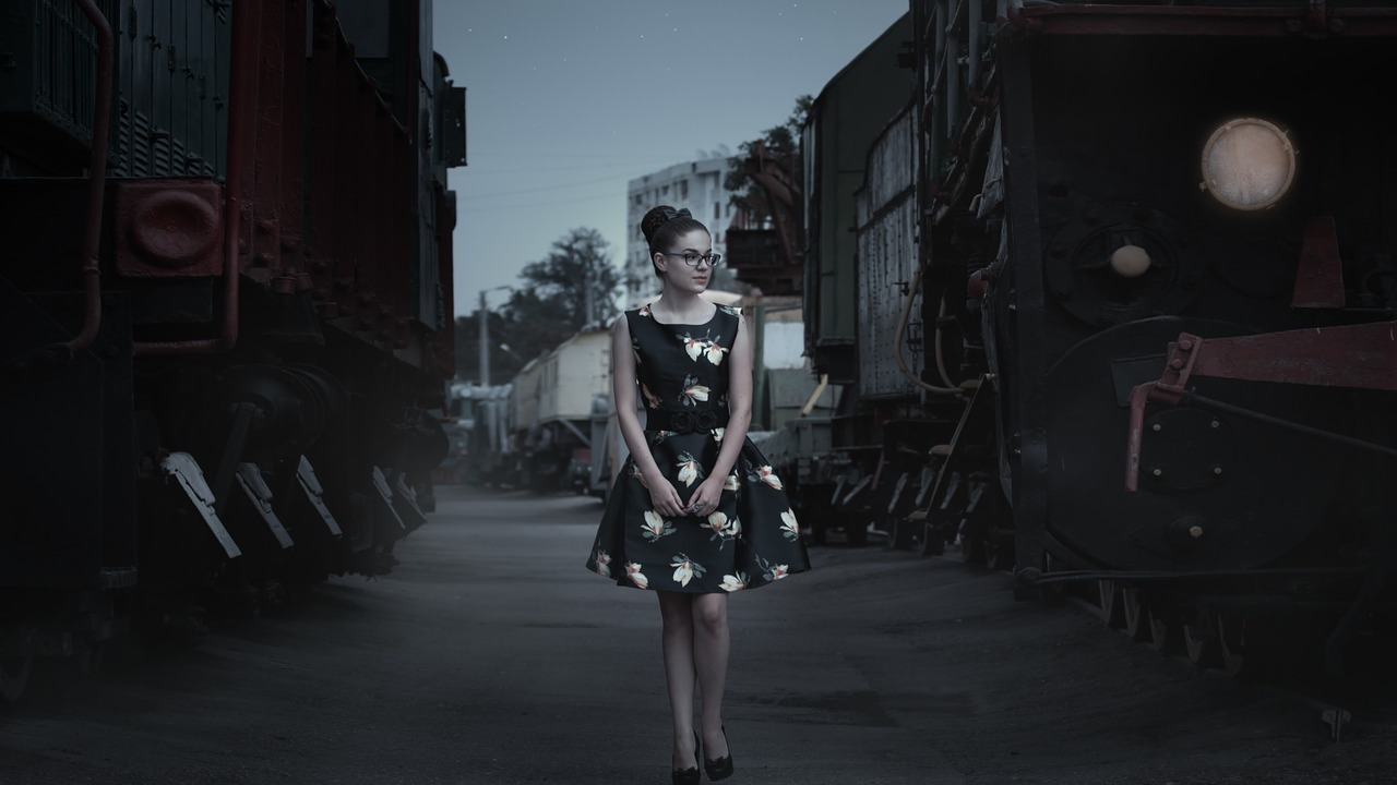 girl at the station,train,pin up girl,beautiful,girl,magazine,photoshoot,photo,photographer,youth,railway carriage,partly cloudy,queen,beauty,style,model,fashion,portrait,view,hairstyle,dress,posture,cosmetics,handsomely,free pictures, free photos, free images, royalty free, free illustrations