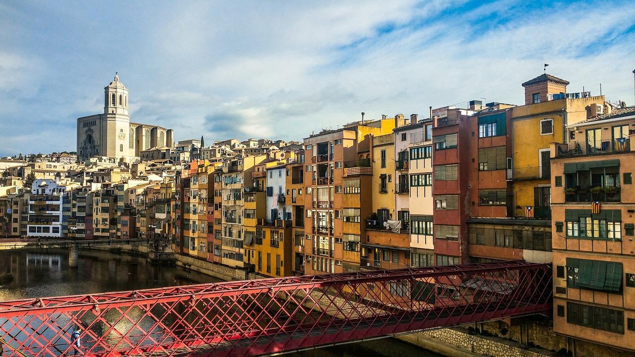 Girona,catalonia,catalunya,costa brava,mediterranean - free image ...