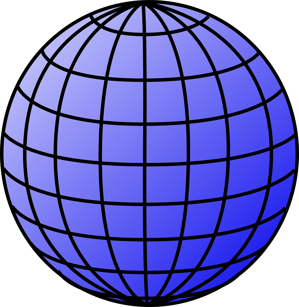 globe world geography free photo
