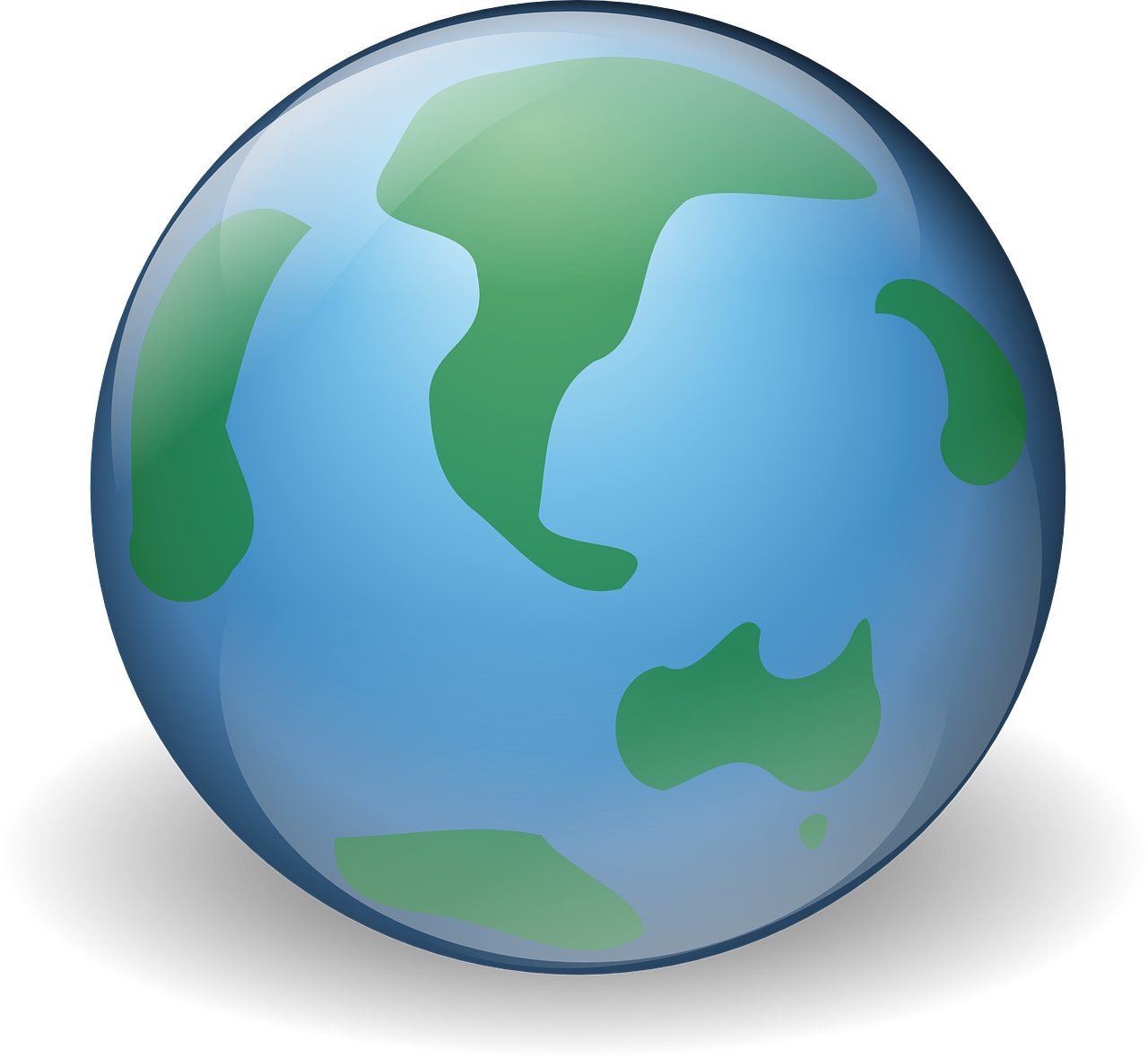 globe world planet free photo