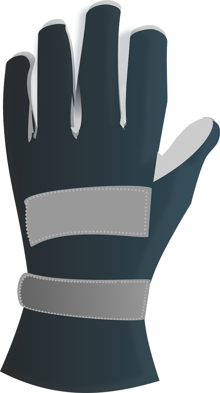 gloves safety sports free photo