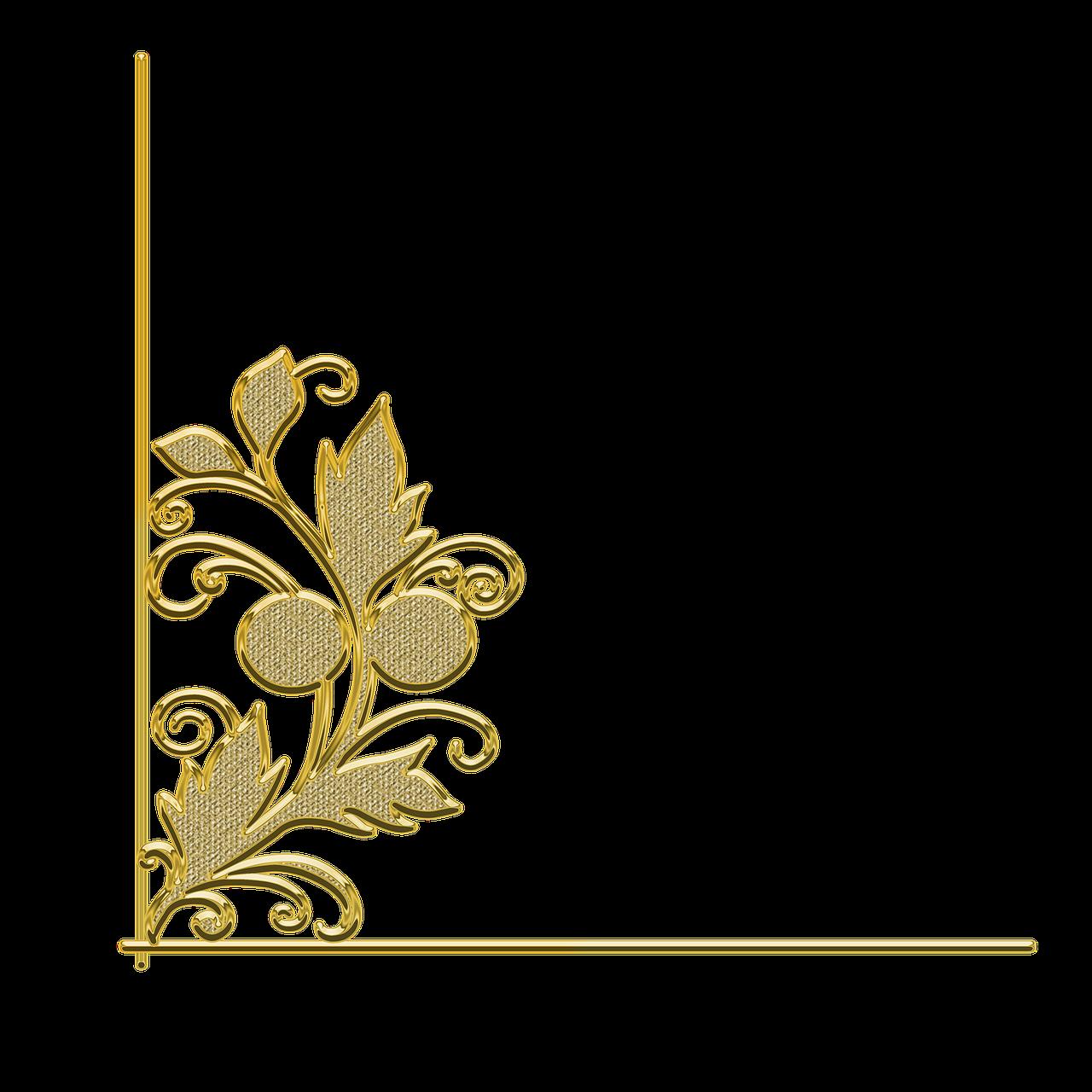 Golden,pattern,decor,frame,ornament
