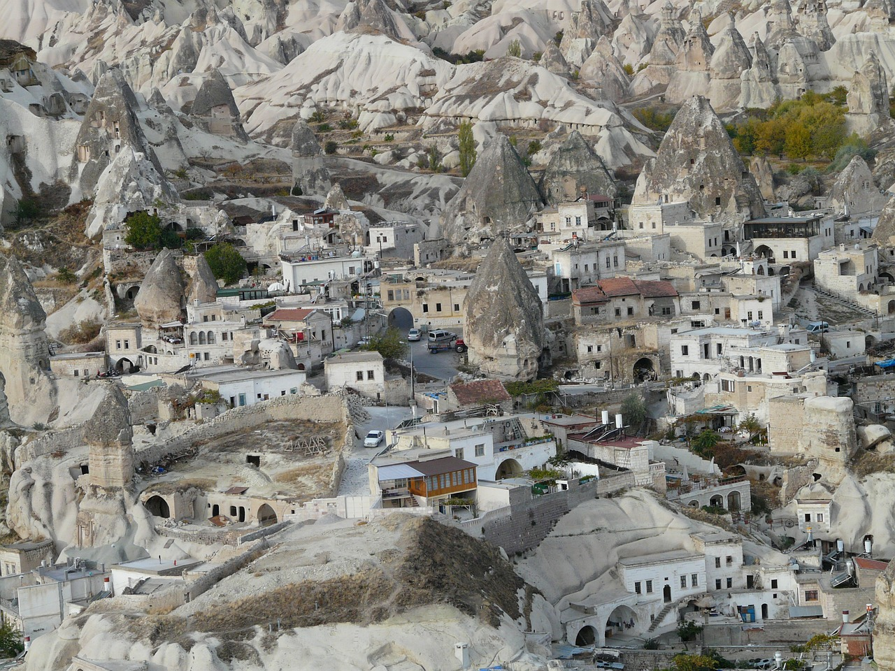 göreme turkey cappadocia free photo