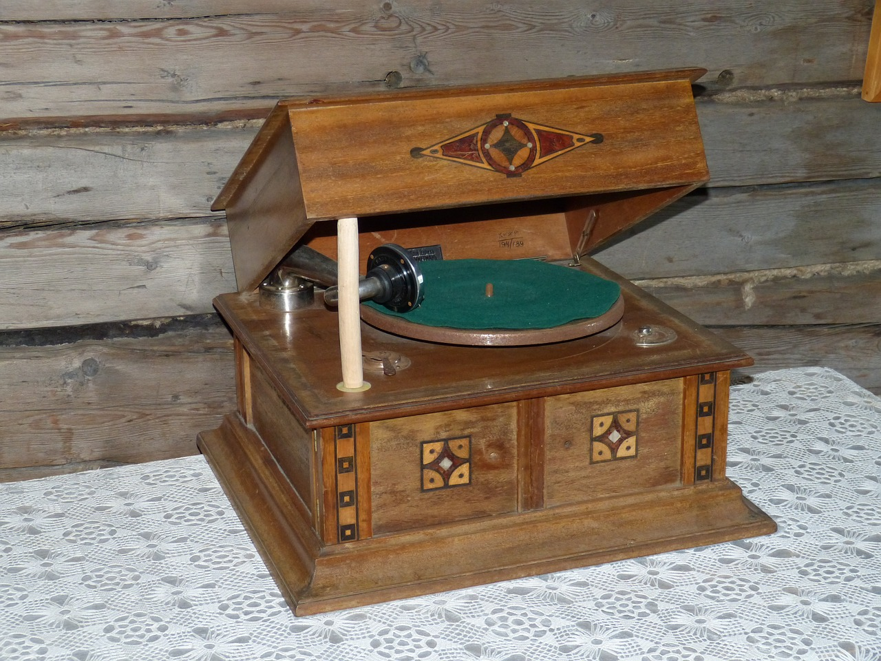 gramophone record phonograph free photo