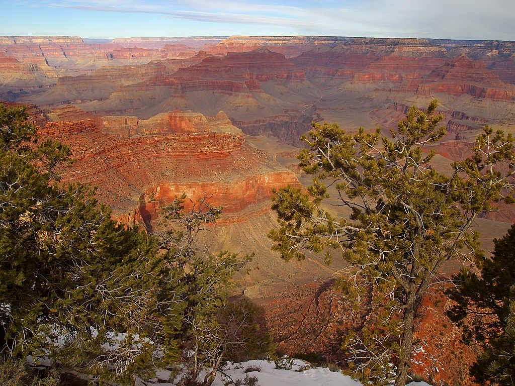 grand canyon gorge arizona free picture