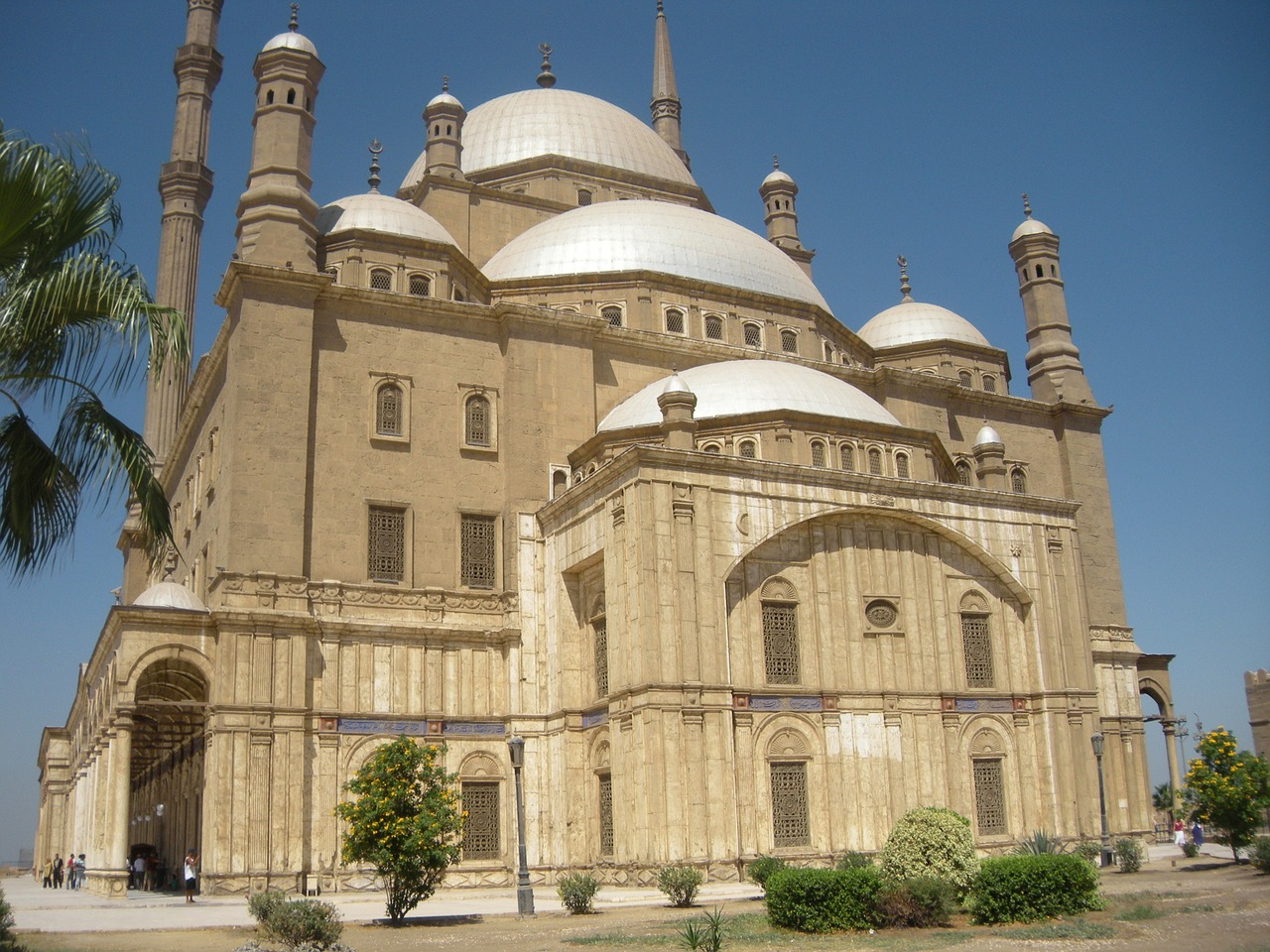 grand mosque mosque mohammed ali free photo
