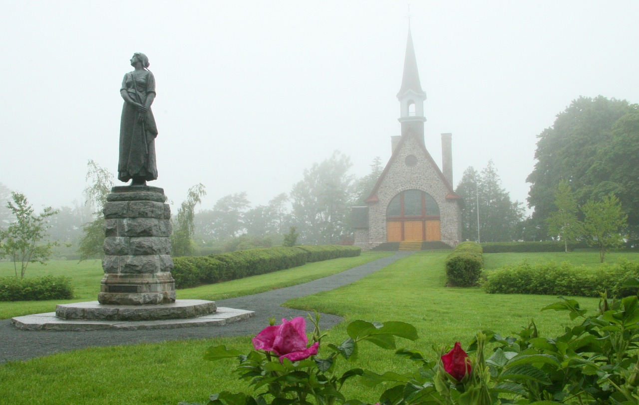 grand pre acadian french free photo