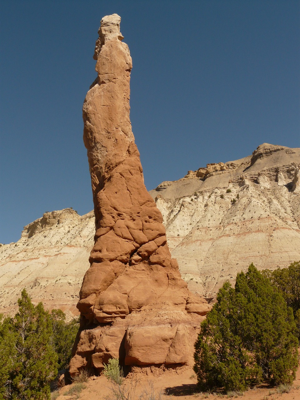 grand staircase escalante national park pinnacle free photo