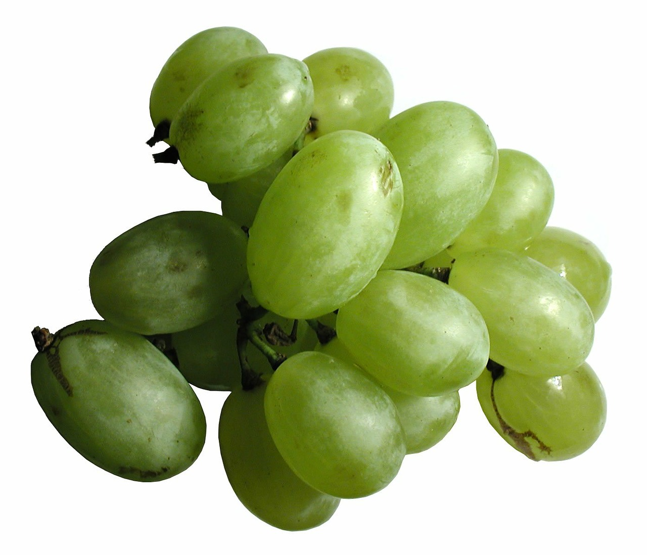 grapes white green free picture