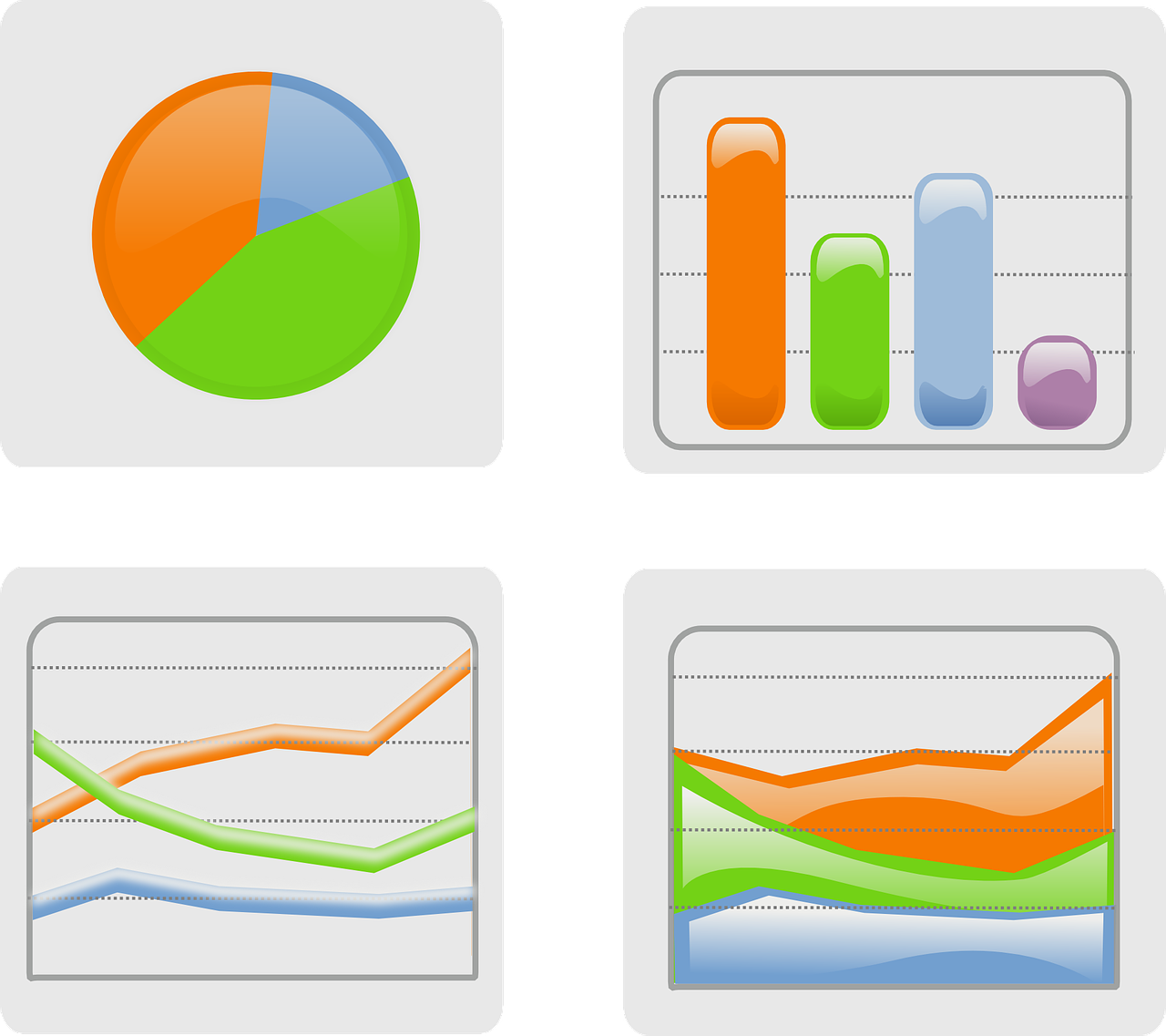 graph presentation visualisation free photo