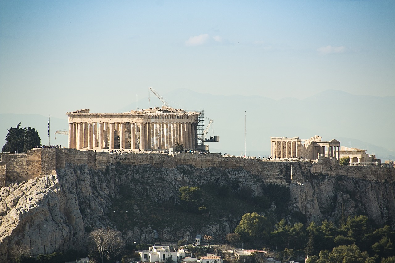 Greece Athens Greek Ancient Europe Free Photo From Needpix Com