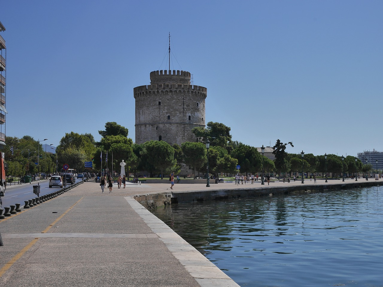 greece thessaloniki salonika free photo