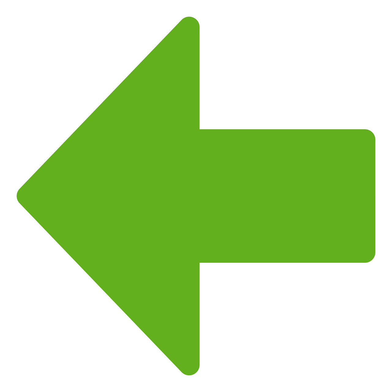 Image result for arrow left