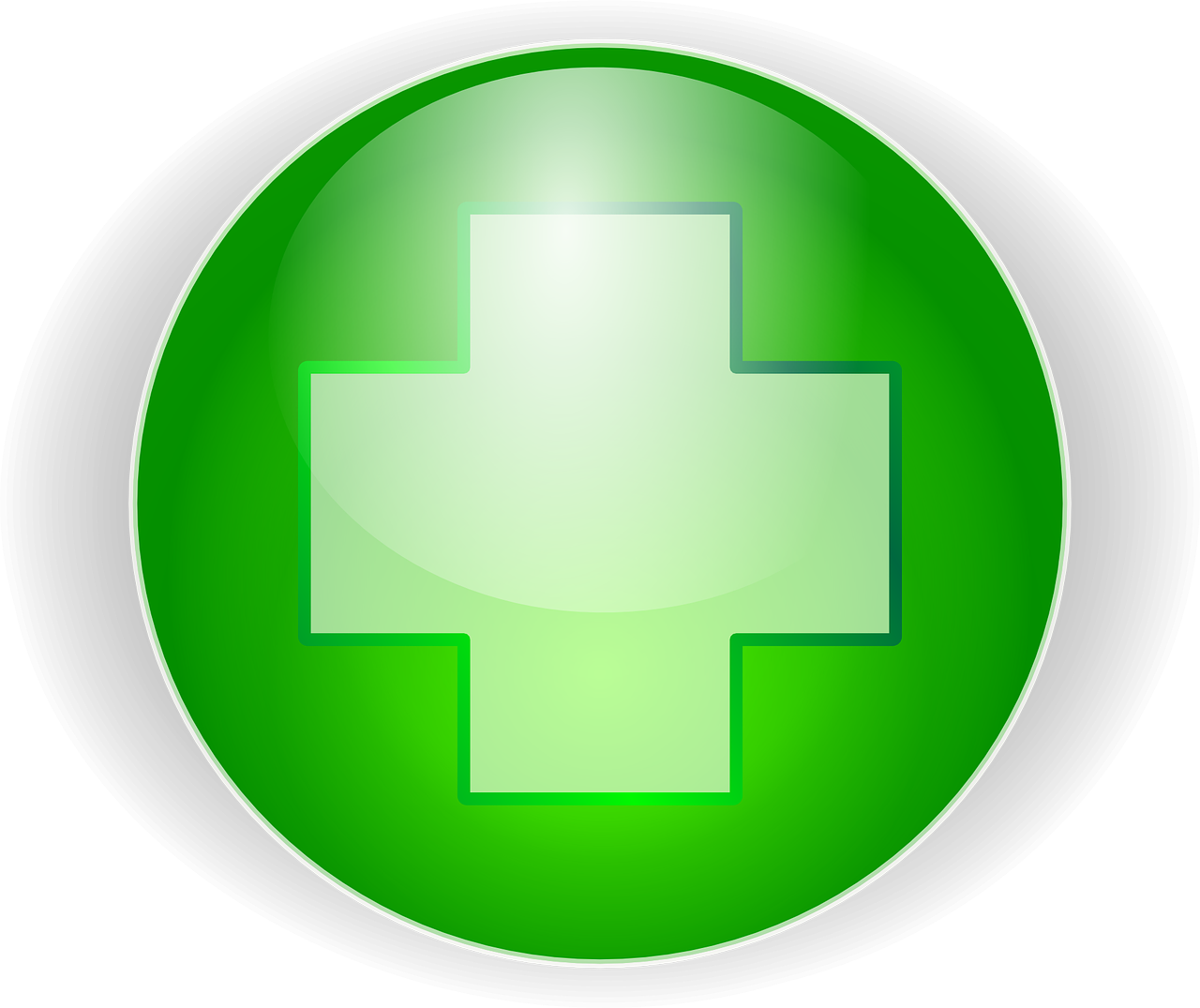green cross medical free photo